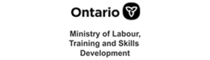 Ontario Ministry of Labour Training and Skills Development Logo